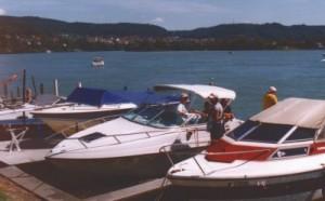 MCH Hafen im Sommer