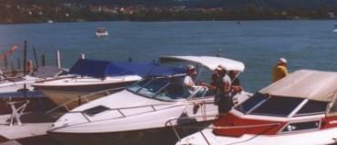 Hochrhein Schulboot